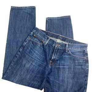 Lucky Brand Straight Jeans 34x32 Denim 221